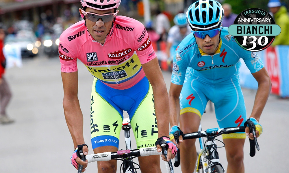 Team Astana The Strongest But Contador Looking Invincible In Pink