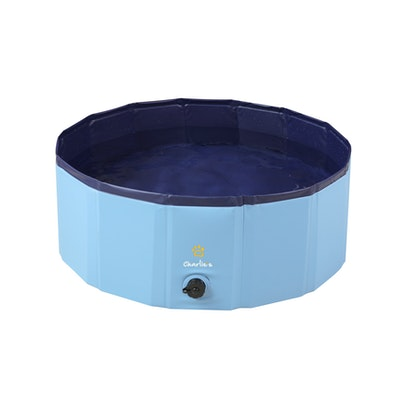 Charlie's Portable Pet Pool Party