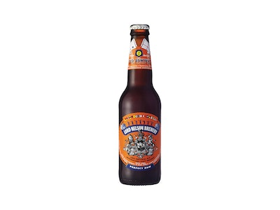 Lord Nelson Old Admiral Dark Ale Bottle 330mL