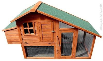 Chicken Coop 2 Storey 55613 1900 x 755 x 1130mm Pet One