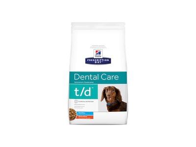 Hill's Prescription Diet Dog T/D Dental Care Small Bites 2.25kg