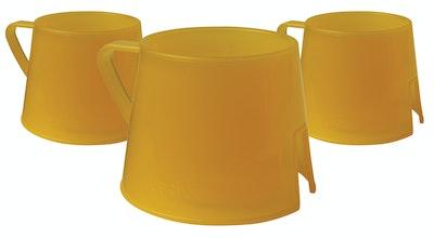 Steadyco Steadycup 3pk Yellow
