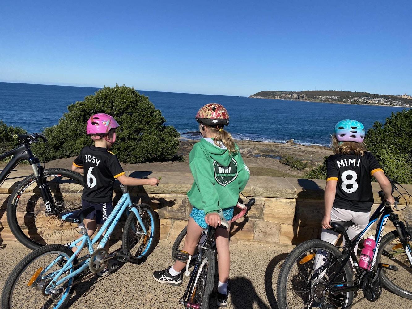 Meet the Soper Family Cyclist