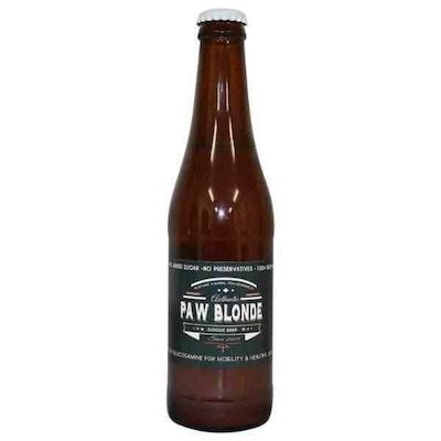 L'Barkery Paw Blonde Bottle