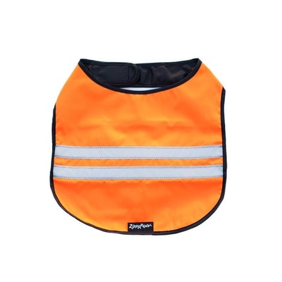 Zippy Paws High-Vis Cooling Vest Small