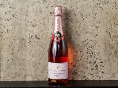 Veuve Ambal Cremant de Bourgogne Grand Cuvee Brut Rose NV