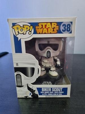 Biker Scout Trooper #38 Funko Pop - Star Wars