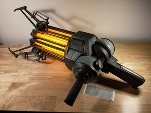 Half-Life 2 Zero-Point Energy Field Manipulator Replica Neca Gravity Gun