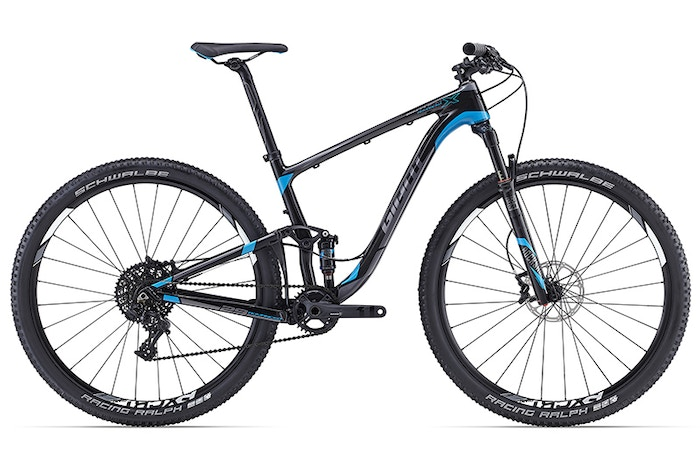 Anthem X Advanced 29er, 29er Dual Suspension MTB Bikes