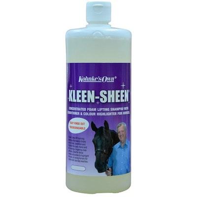 Kohnkes Own Kleen Sheen Horse Shampoo - 2 Sizes