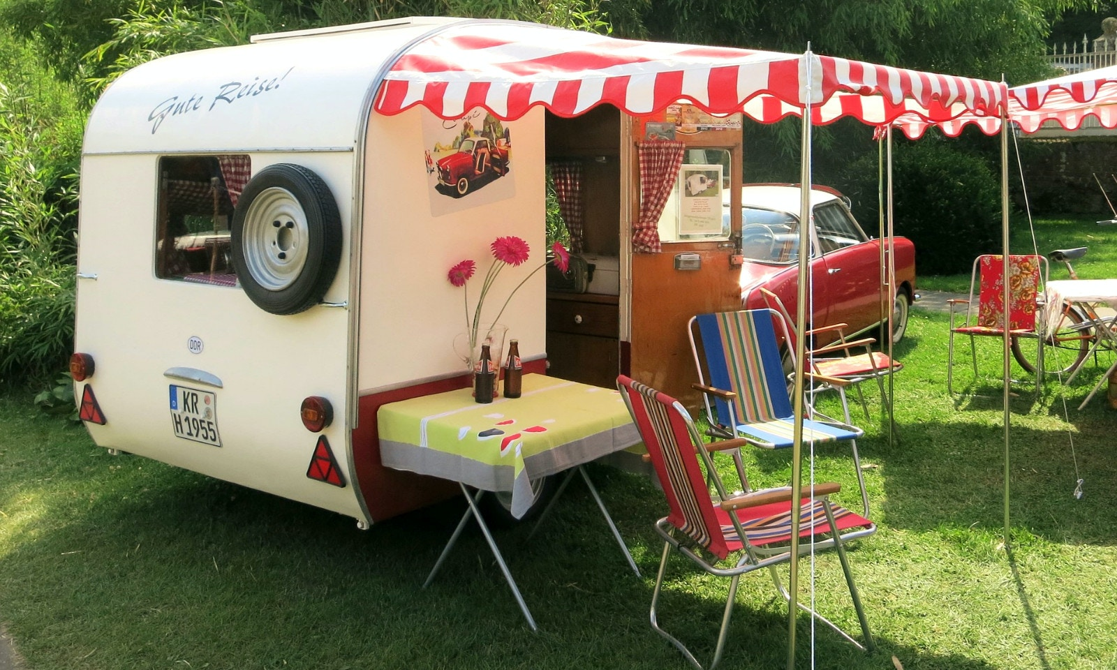 What to Look for When Buying a Used Caravan