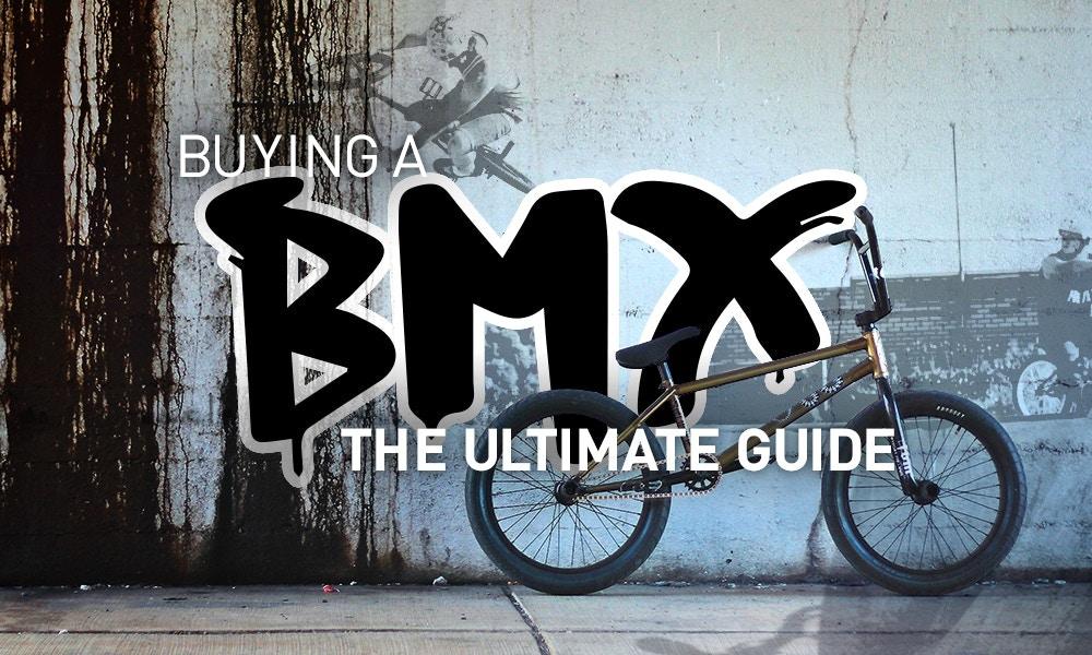 BMX Bike Buyer's Guide
