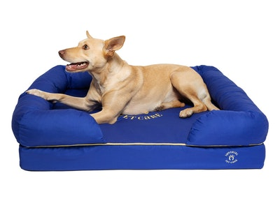 Imperial Petcare Large Imperial Dog Bed - Blue