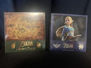 Legend of Zelda Puzzles