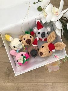 Australian-Themed Christmas Ornaments