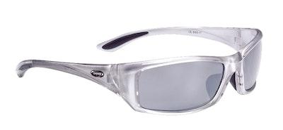 Rider Sport Glasses - Crystal Silver - BSG-17.1759