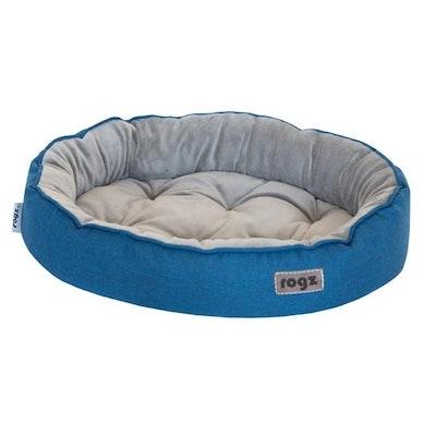 Rogz Cuddle Oval Pod Blue Small