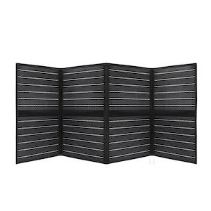 ATEM POWER ATEM POWER 12V 200W Folding Solar Panel Blanket Caravan Mono Completed Kit With Dual USB
