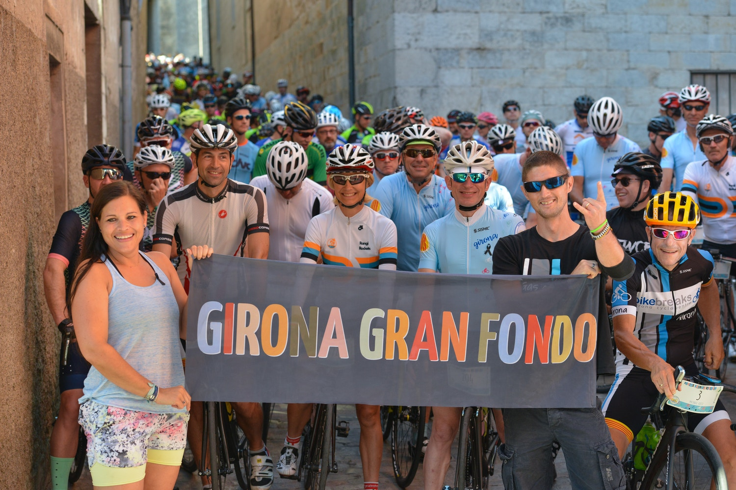 Looking for an authentic, intimate, Euro Gran Fondo? Head to Girona!