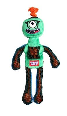 GIGWI Monster Rope Plush Squeaker Dog Toy Medium Large - 4 Colours