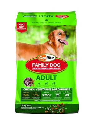Coprice Family Adult Dog 20kg Chicken