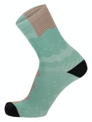 Santini Optic Medium Profile Socks