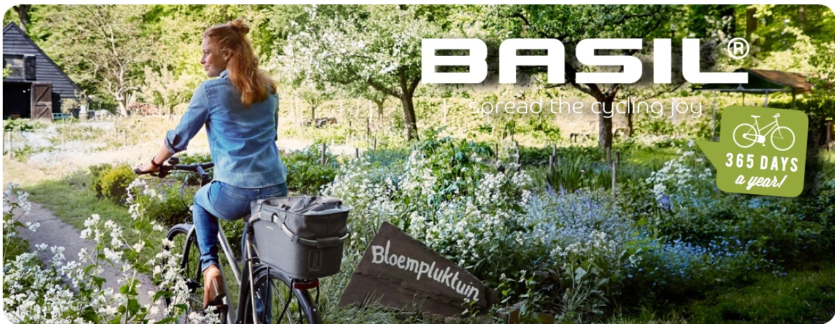 Basil - Improve your body's resistance by cycling regularly