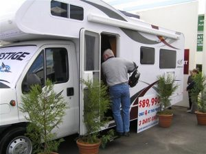 New motorhome from Jayco