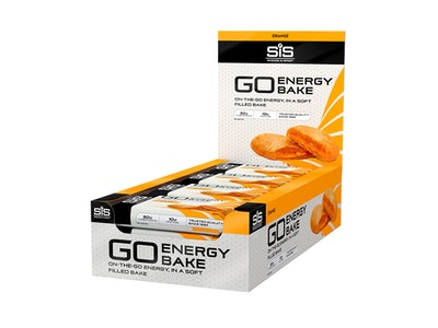 GO Energy Bake Bars Orange 12 Pack x 50g