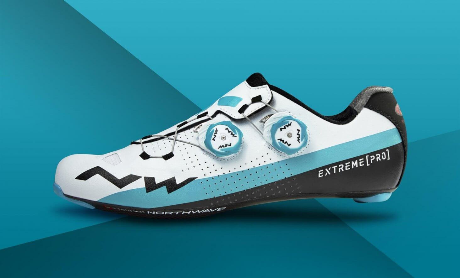 Northwave - A special edition Extreme Pro dedicated to Team Astana premieres at Taipei Cycle