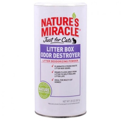 Natures Miracle Nature's Miracle JFC Litter Box Odor Destroyer 20 OZ