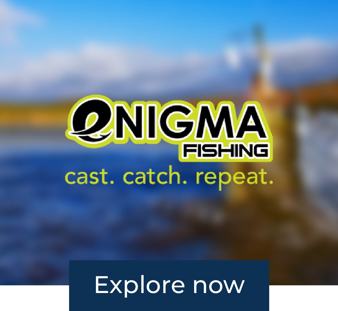 Enigma fishing