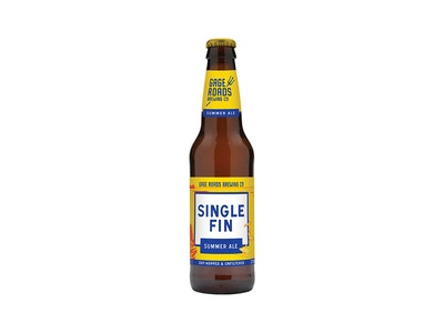 Gage Roads Single Fin Summer Ale Bottle 330mL