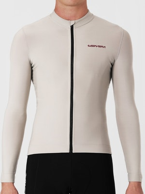 Soomom Pro Classic LS Thermal Jersey - Taupe