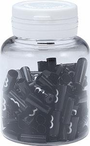 Ferrules - Aluminium - Black
