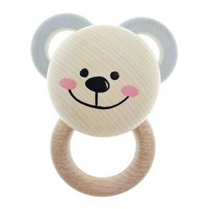Hess Spielzeug Hess-Spielzeug - Teether Bear Natural
