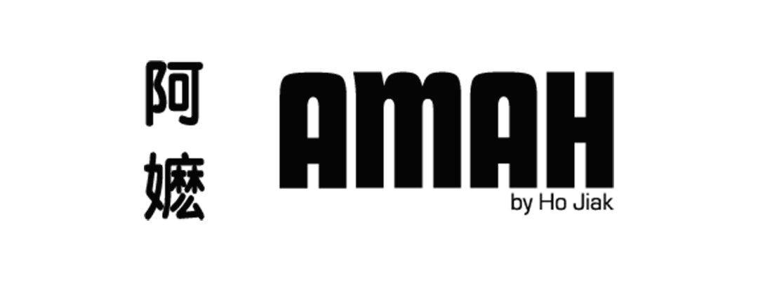 Amah logo - Laksa delivery