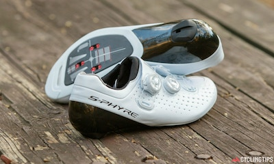 Shimano S-Phyre RC900 road shoes - Ten Things to Know