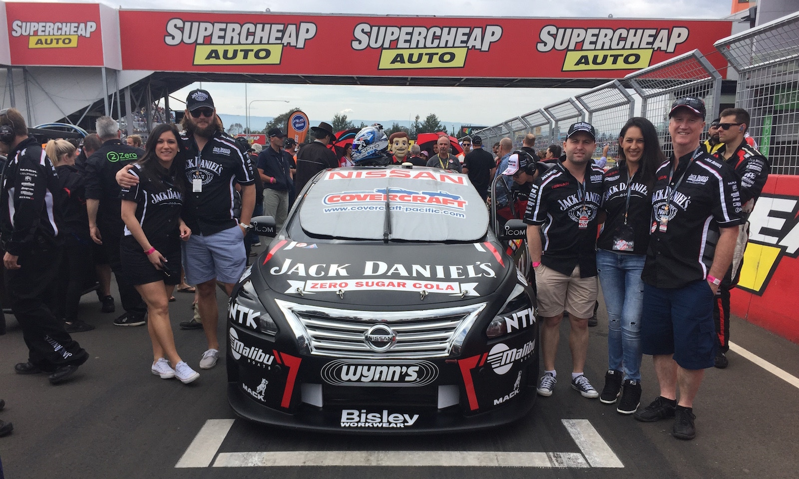 2018 Supercheap Auto Bathurst 1000 Experiences