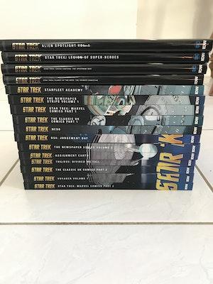 Eaglemoss Star Trek graphic novels