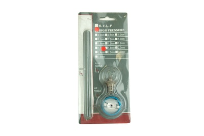 KR808 1.3mm Air Cap/Needle/Fluid Tip
