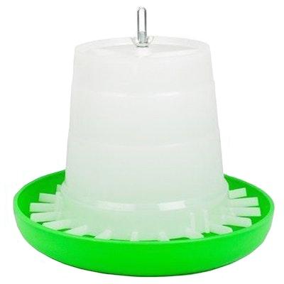 AVIONé Avione Poultry Green & White Plastic Feeder - 4 Sizes