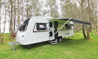 2019 Bailey Unicorn IV Pamplona review