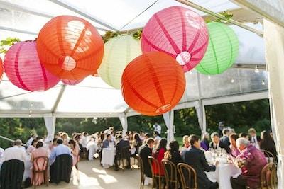 MUN-YI & SHIU'S MARVELLOUS MARQUEE WEDDING