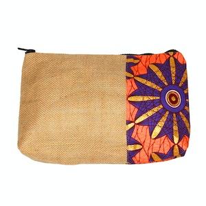 Global Sisters Shop Zane Travel Bag - Purple