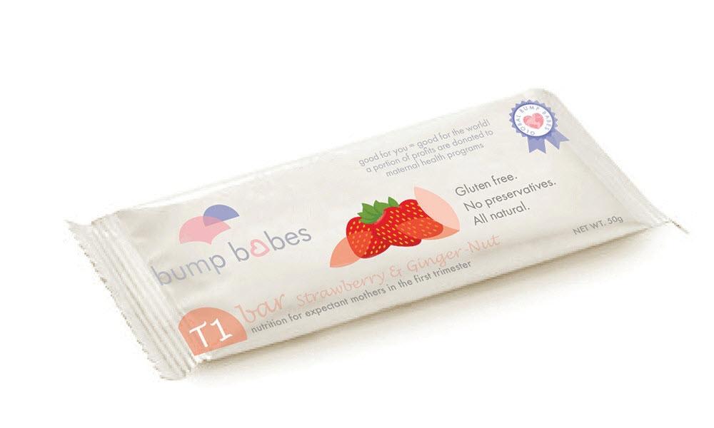 Bumb Babes - Delicious Pregnancy Health Bars