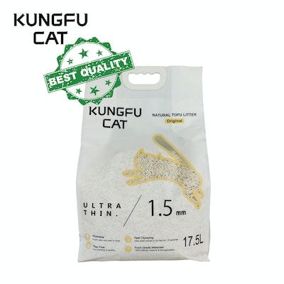 Kungfu CAT Tofu Litter Original 17.5L