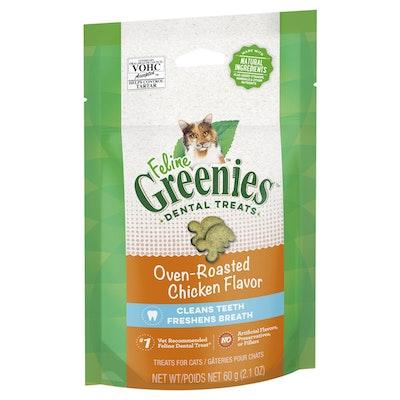 Greenies Feline Chicken 60g
