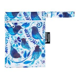Designer Bums Indigo Song Mini Wet Bag