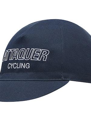 Attaquer Outliner Logo Cap Navy